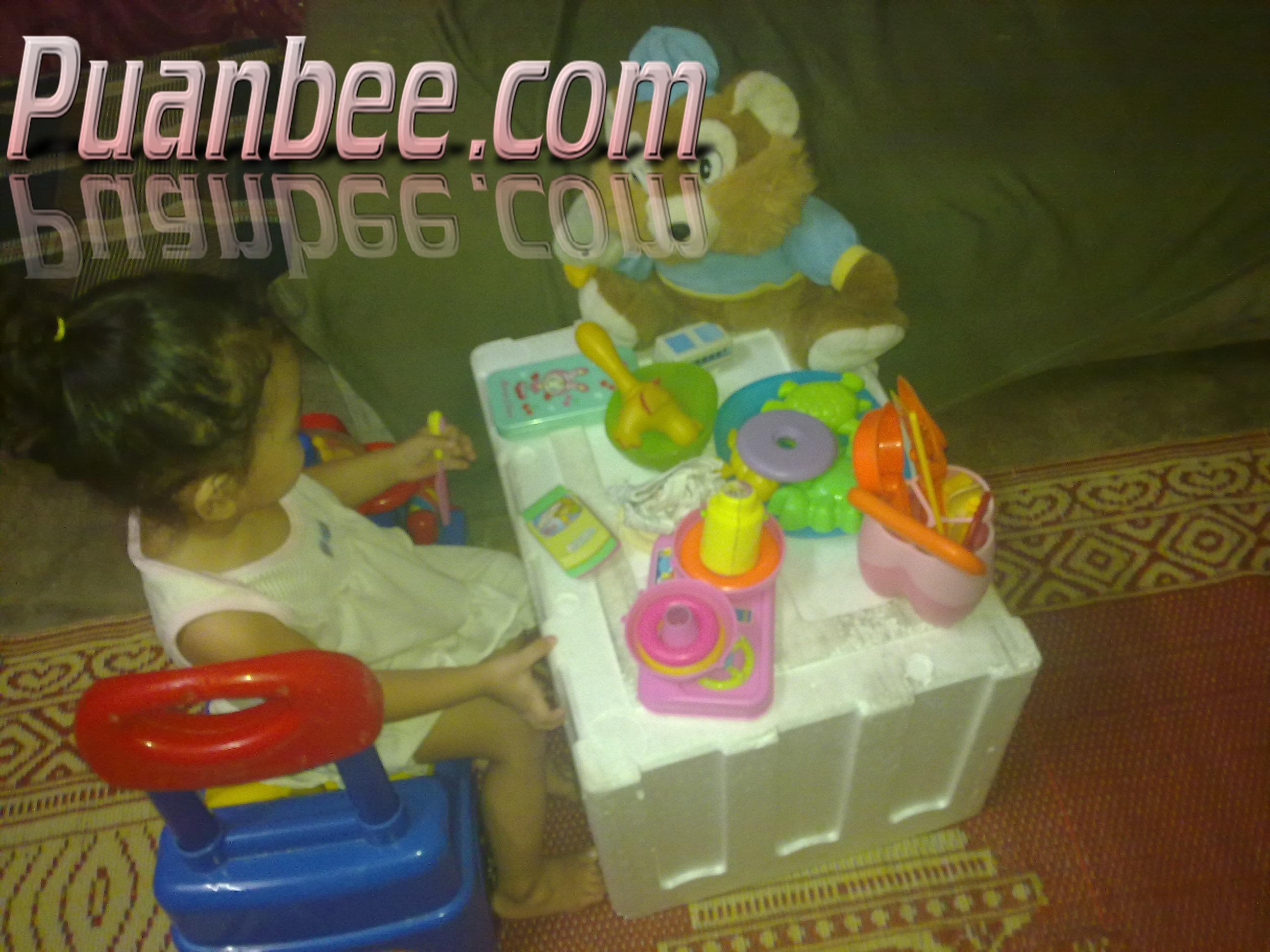 Imaginasi Kanak – Kanak – Baby Laila Update